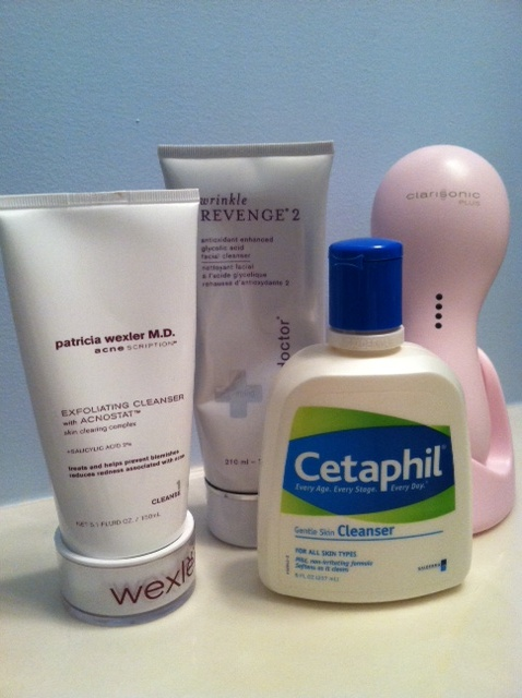 how to get clear skin without products